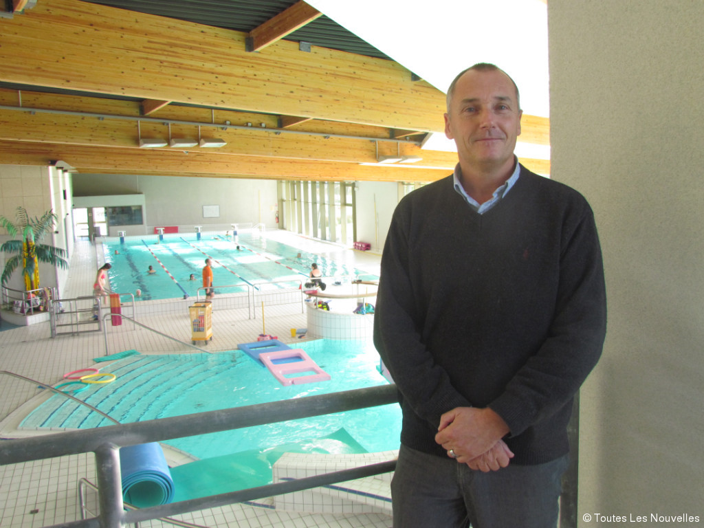 Houdan du nouveau la piscine hodellia article for Piscine houdan