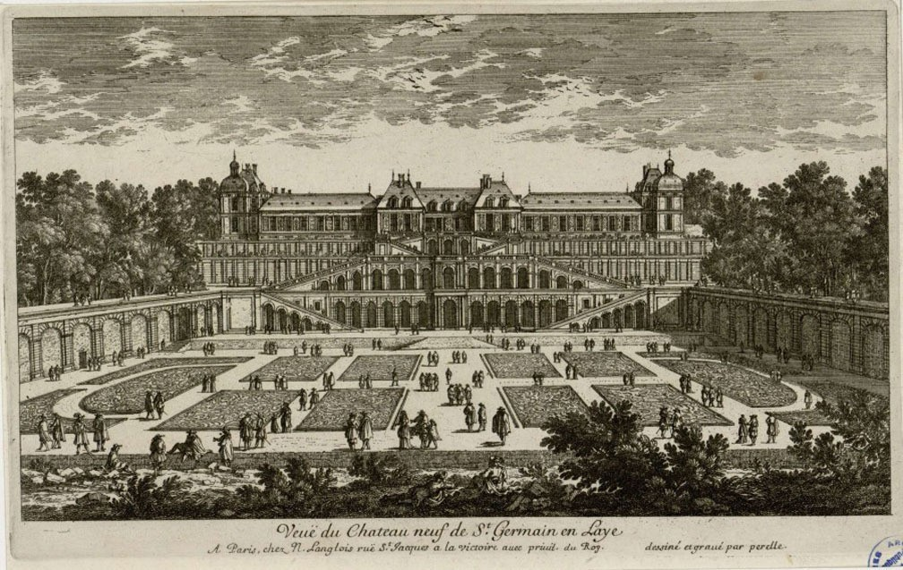 Louis xiv et saint germain article 78actu - Cfppah saint germain en laye ...